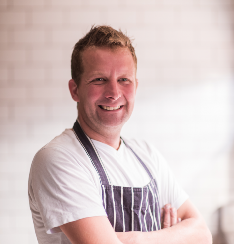 Matt Downing Appointed Head Chef at the Magdalen Chapter