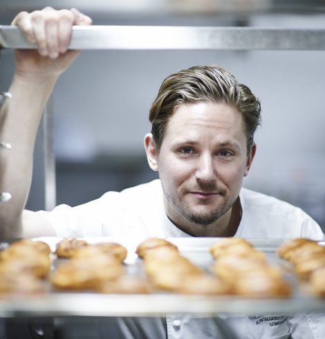New Executive Pastry Chef at Grosvenor House