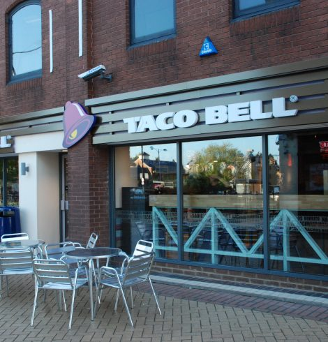 Taco Bell Continues UK Expansion with Essex Restaurant Opening