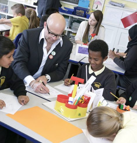 Newman's Own Foundation and Harry Hill Announce £134,000 in Grants to UK charities