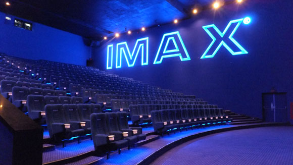 Imax Cinema, General Image