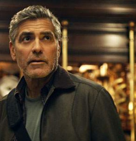 George Clooney Attends Tomorrowland World Premiere As Disney Unveils Its Latest Movie