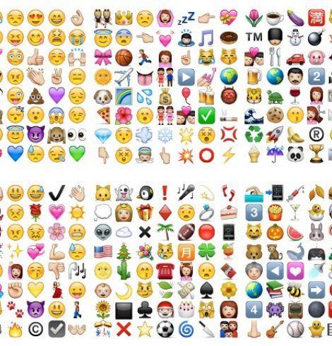 Allergen Emojis to Make Their Way into Consumer Discourse?
