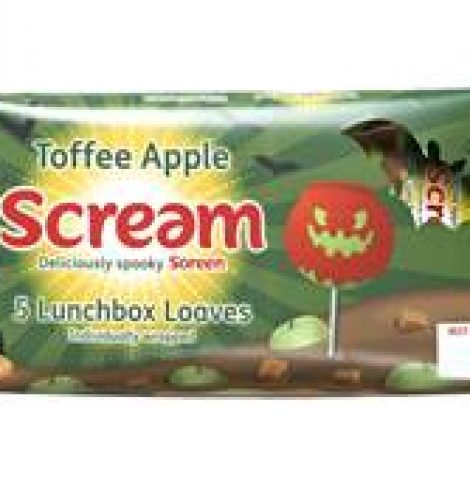 "Soreen adds New Flavour to Halloween ""Scream"" Range"