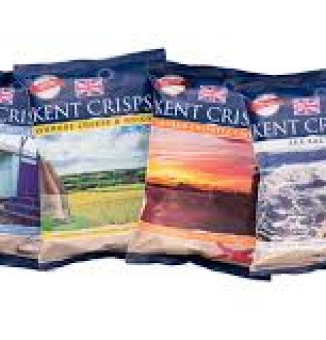 Kent Crisps Export Business is Booming