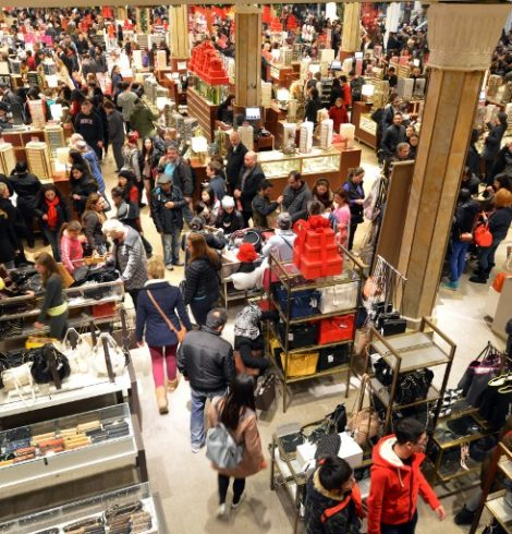 JLL Experts Comment On Black Friday: How Will It Develop And Evolve?