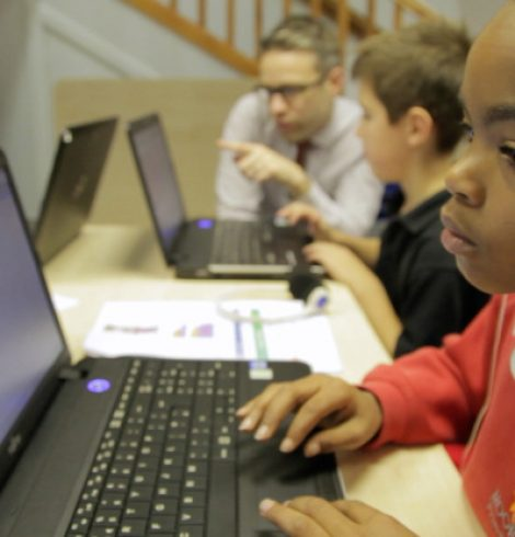 Code Club And Raspberry Pi Foundation