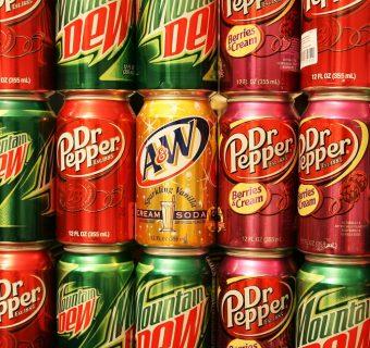 British Public Unconvinced By Soft Drinks Tax