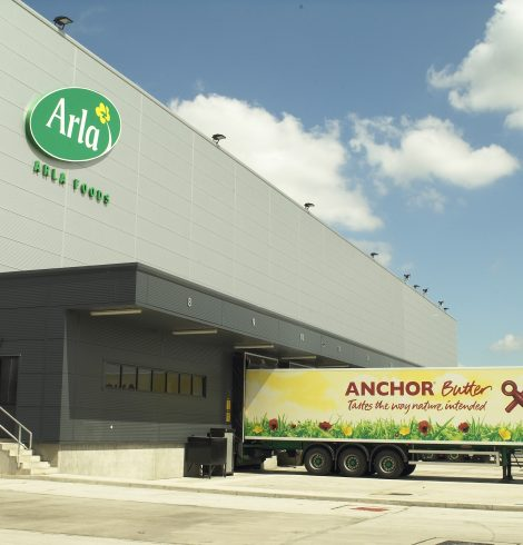 Arla Agrees Cutting-Edge Deal To Cut Food & Drink Waste