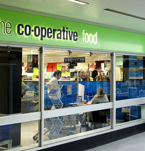 New Parcel Scheme Benefits Millions Of Co-op Customers