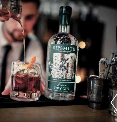 British Gin Gets A Summer Boost With The Wingfield Aperitif