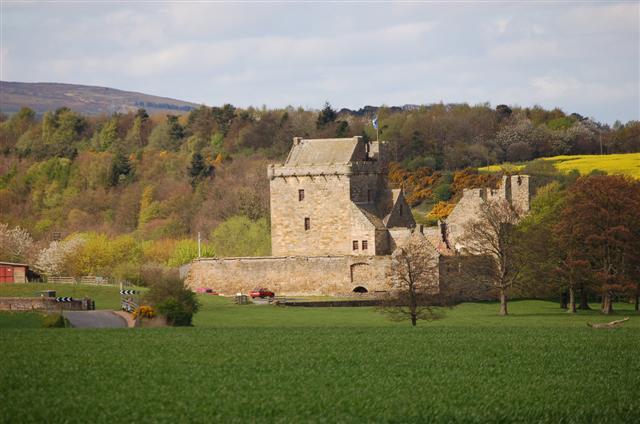 Balgonie Castle Fued