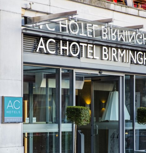 Marriott Opens Two New AC Hotels in Manchester and Birmingham