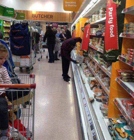 Supermarket Bosses Hit Out Against Brexit