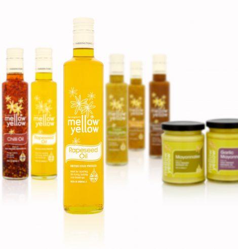 Farrington's Oils Extends Range At Sainsbury's