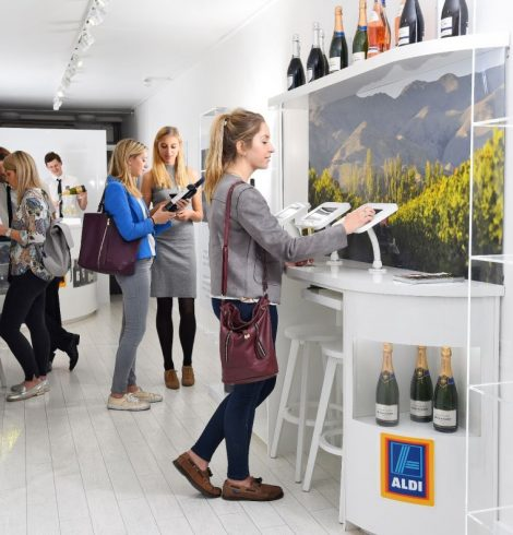 London Wine Week Off to a Flyer with #ALDIWINE Pop-Up Shop