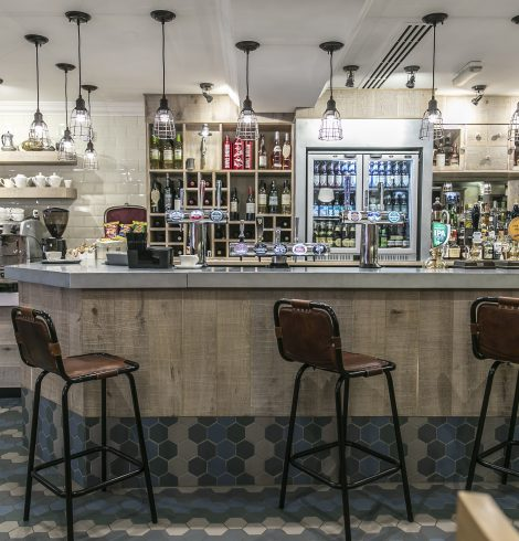 SSP Cements Position at Cardiff Airport with New Beer House and Caffè Ritazza