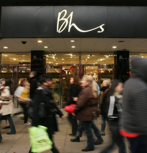 Sports Direct Looks At Saving BHS From Liquidation
