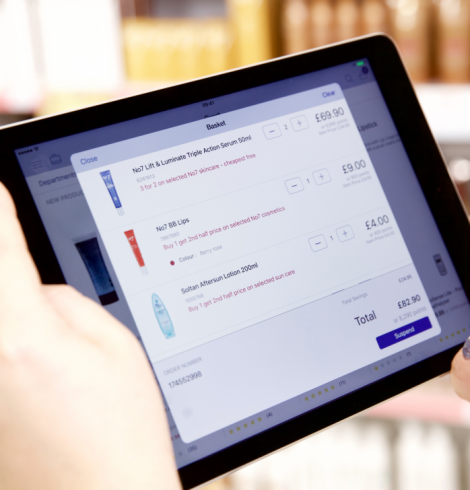 Boots Launches New Sales Assist App In-Store