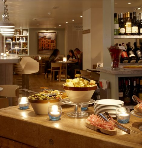 Chairman of Carluccio's, Simon Kossoff To Step Down After 17 Years