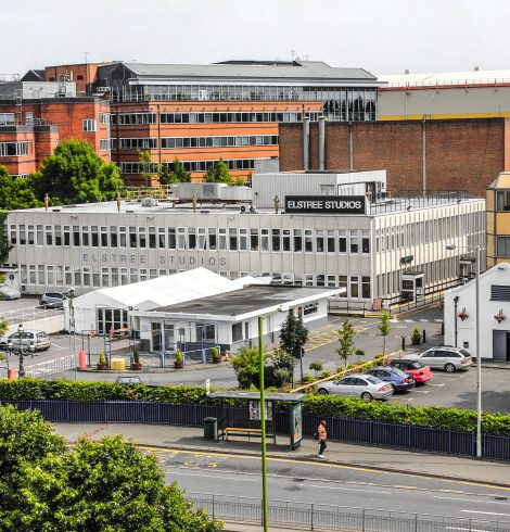 Elstree Studios Continues To Evolve With A New Stage In Development
