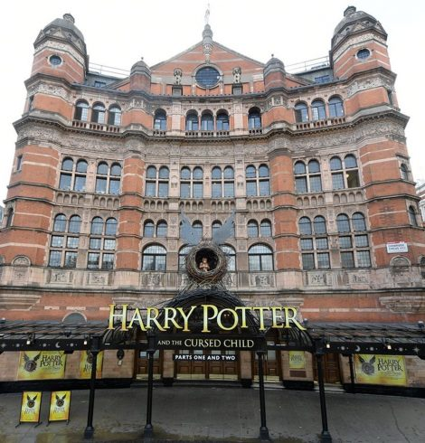 Harry Potter and the Cursed Child Debuts at West End Tomorrow