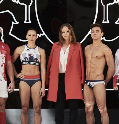 Team GB Kit for 2016 Rio Olympics Revealed