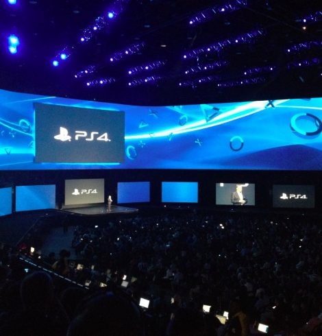 SONY Reveal All At E3 Press Conference