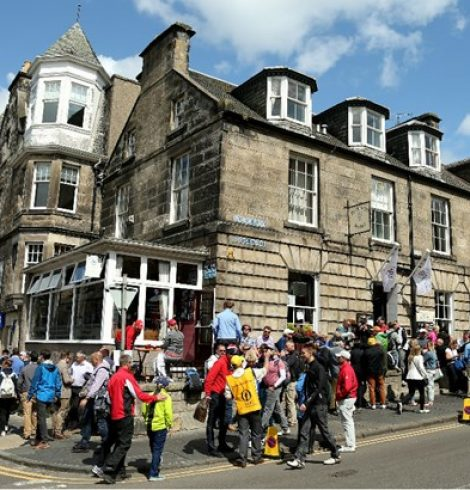 St Andrews Dunvegan Hotel Up For Sale
