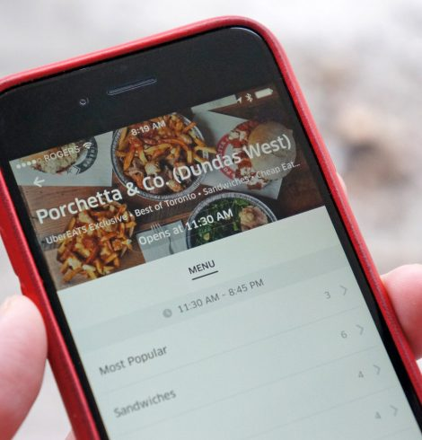 UberEats Launches in London and Presents New Opportunities to Restaurateurs