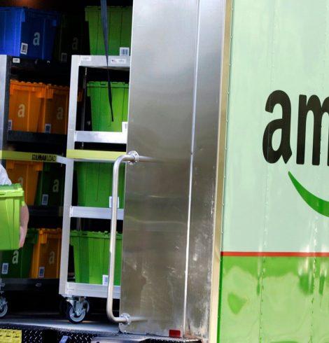 """Amazon Fresh"" Good News For Consumers"