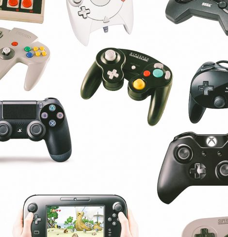 Three New Games Consoles for Release in 2017