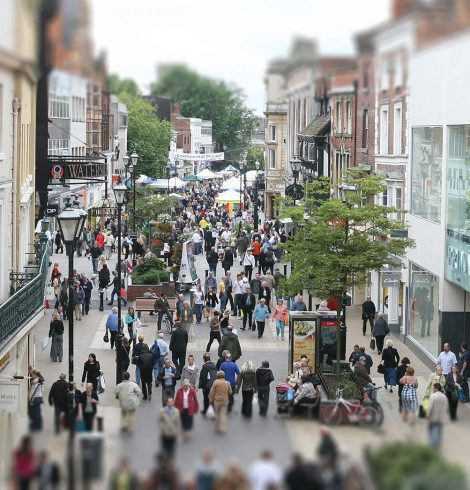 Better Restaurants Could Prevent the Death of the High Street