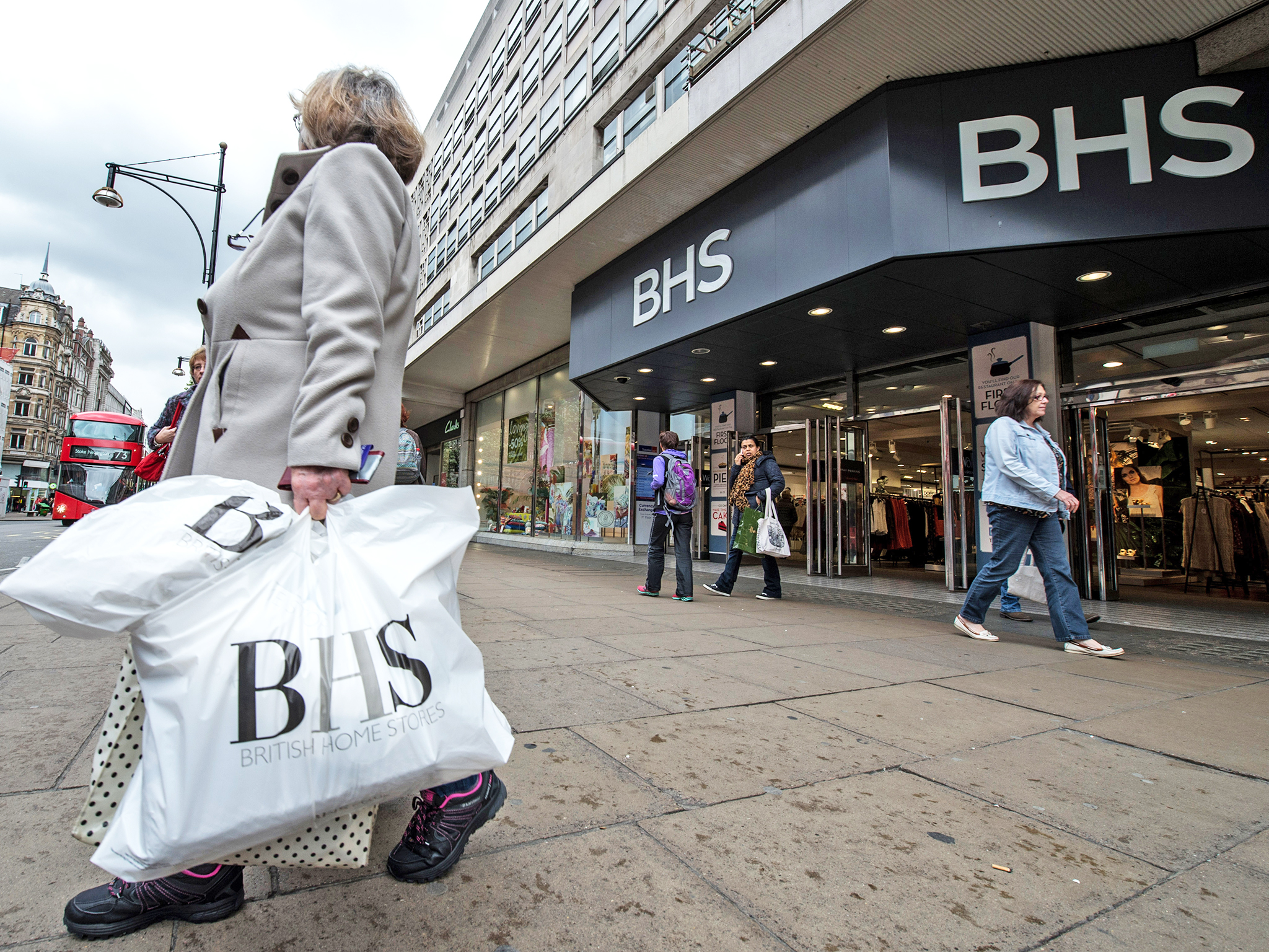5000 BHS Workers to Lose their Jobs as Retail Giant Ceases Trading