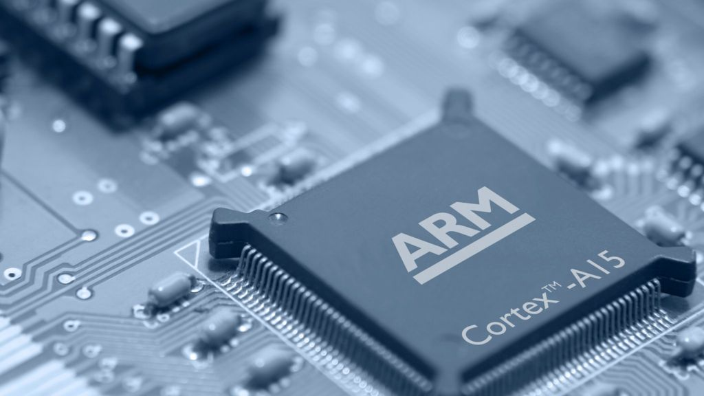 ARM Holdings Chipmaker