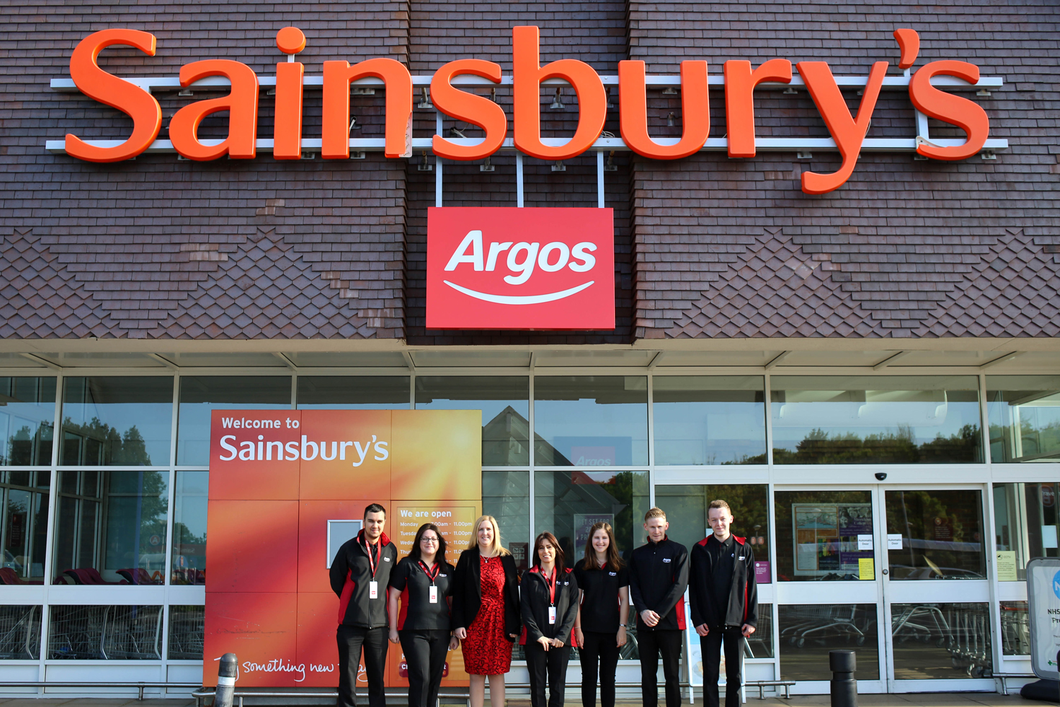 Sainsbury's Planning on Buying Home Retail Group