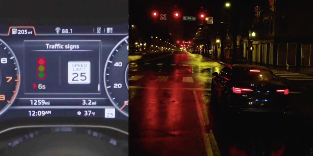 Audi to Sell Cars that Communicate with Traffic Lights