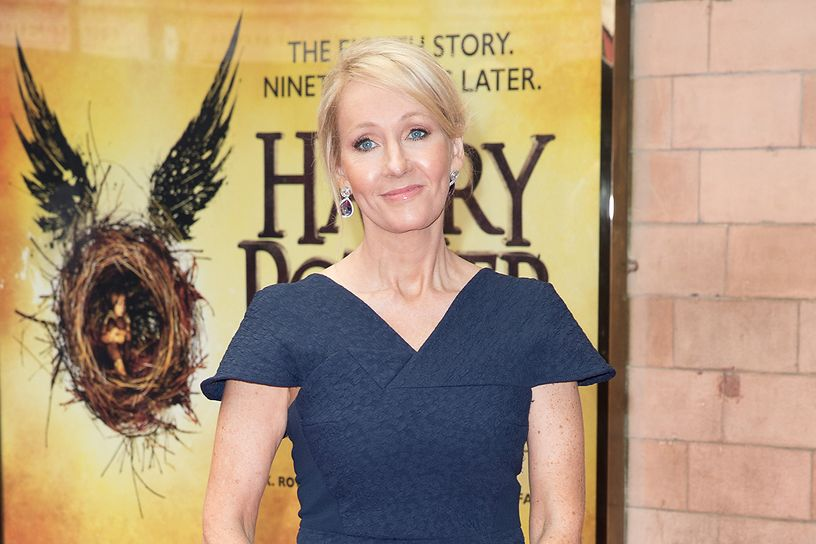 Back to Hogwarts JK Rowling Stories to Arrive Next Month