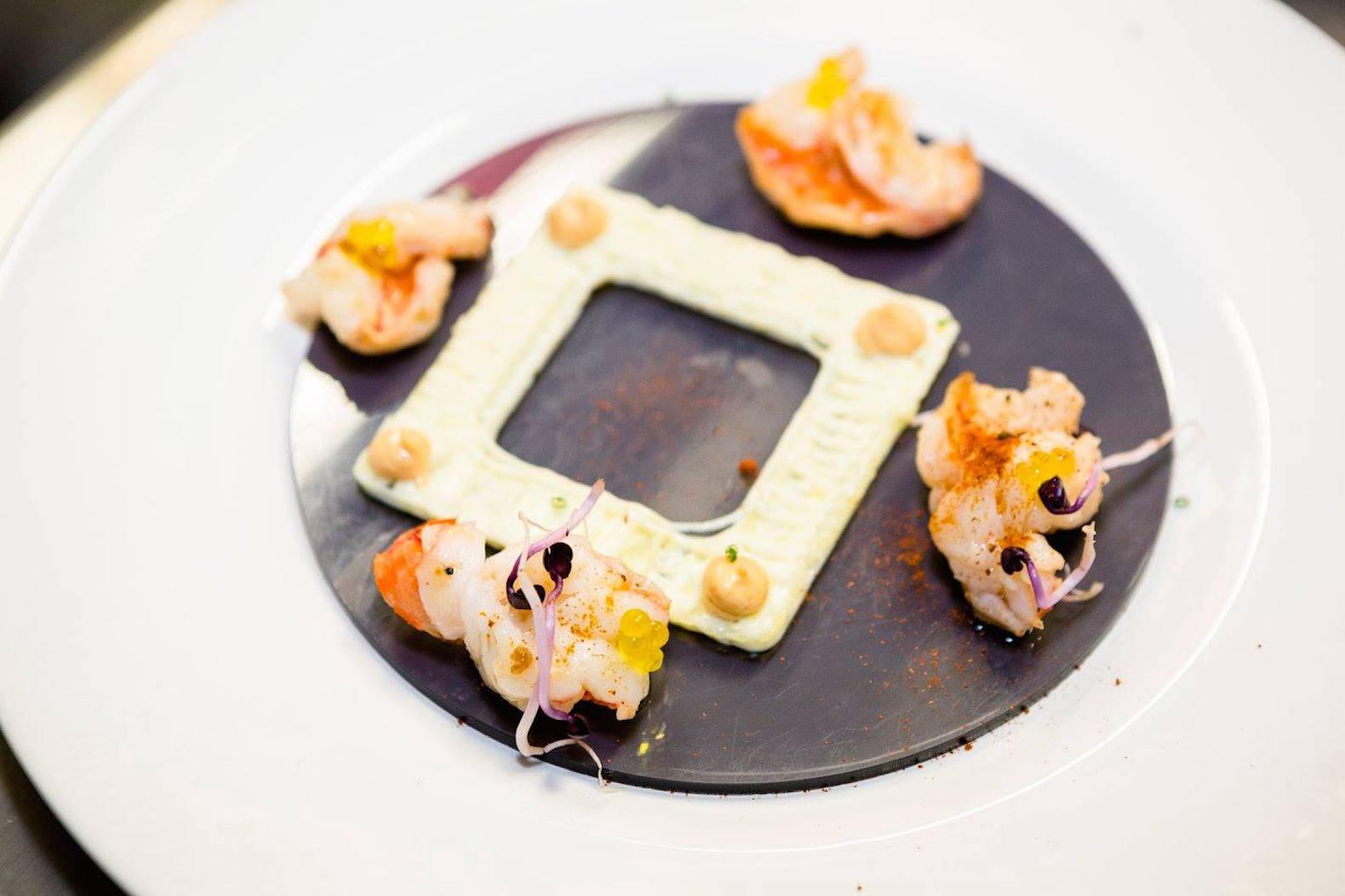 London Pop-Up Restaurant Serves 3D Printed Food