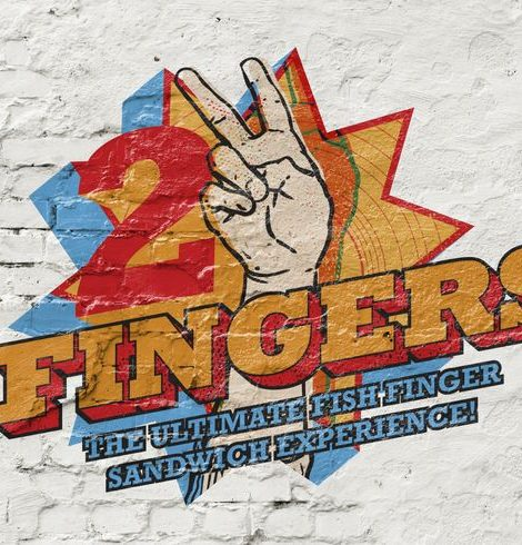 2 Fingers – Residency at London's First Fairtrade Bar & Café