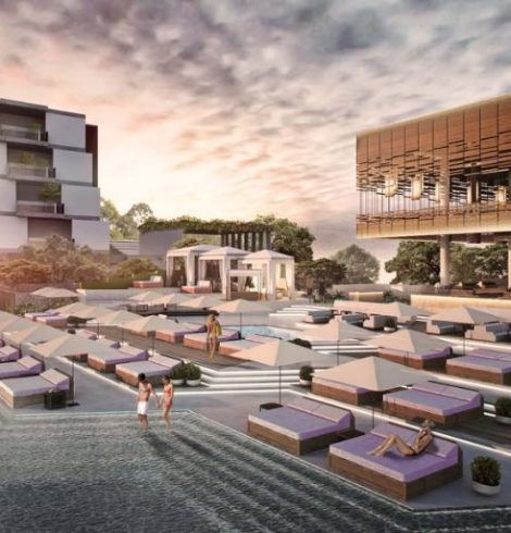 Hakkasan Group Announces Multi-Million Dollar Partnership in New Luxury Bali Resort