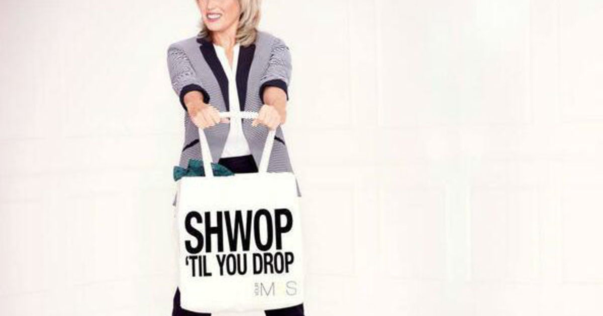 M S And Oxfam Launch Online Shwop Shop Selling Celeb