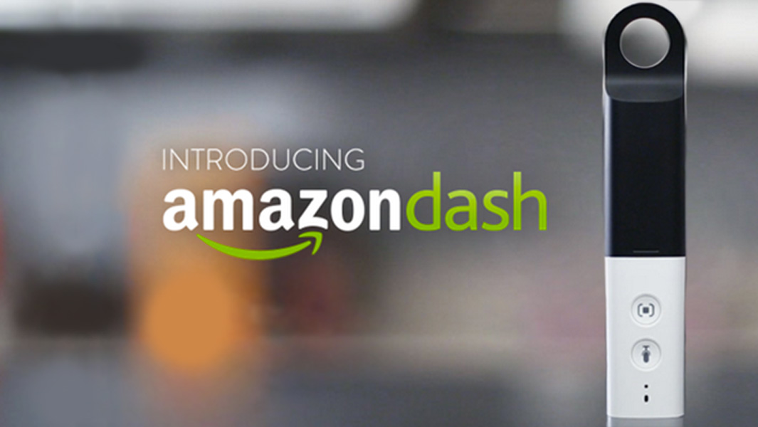 Amazon Dash launches in the UK