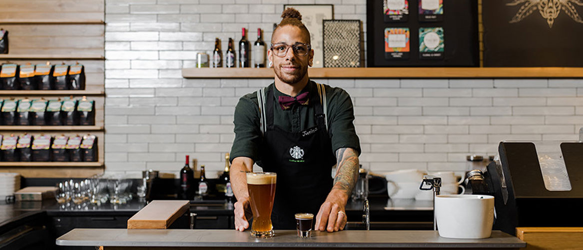 Starbucks Launches Espresso Cloud IPA