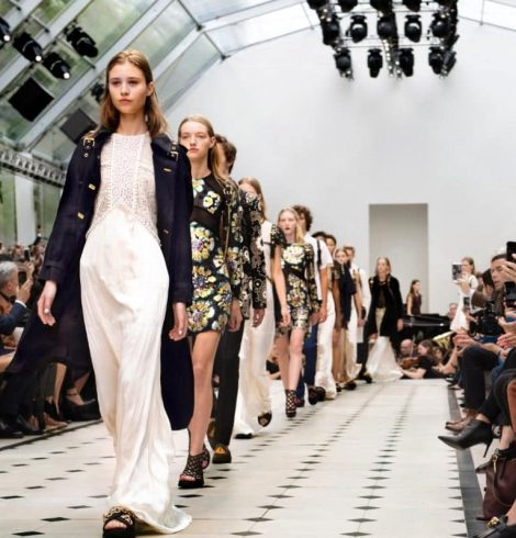Weak Pound Drives Up UK Sales at Burberry