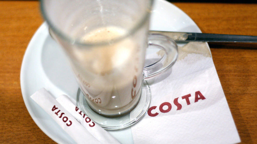 Whitbread Profits Perked Up By Rising Costa Sales