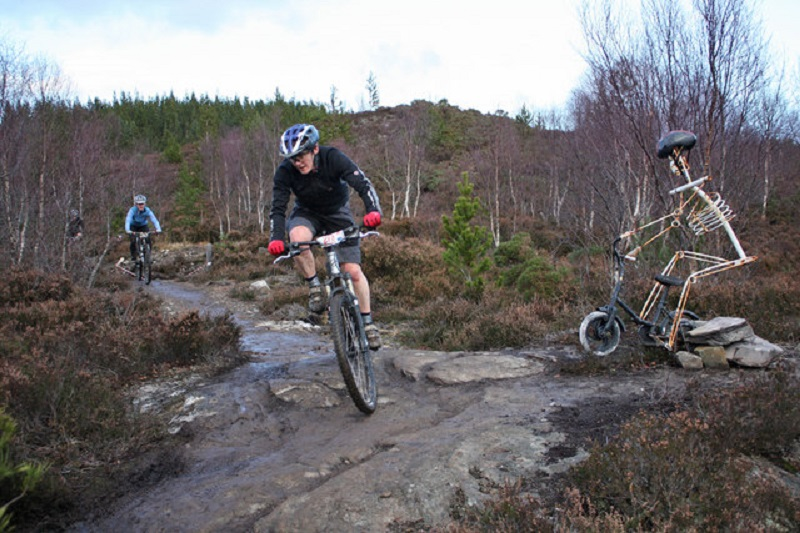 FUEL10K Founder Takes Part in Strathpuffer