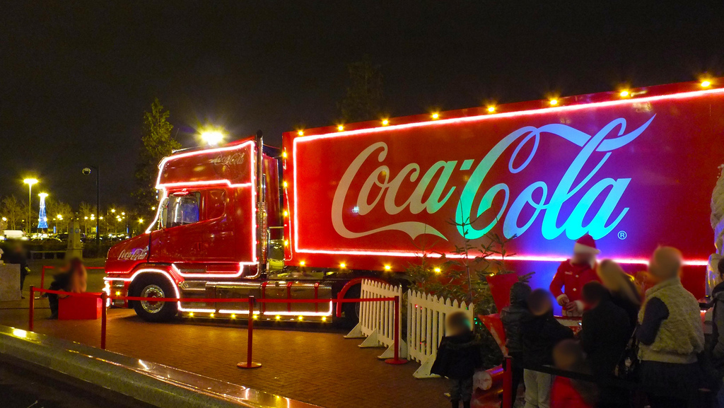 Could the Coca-Cola Christmas Truck Be Banned?