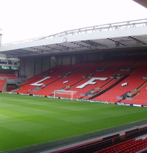 Big Hospitality Conversation at Anfield