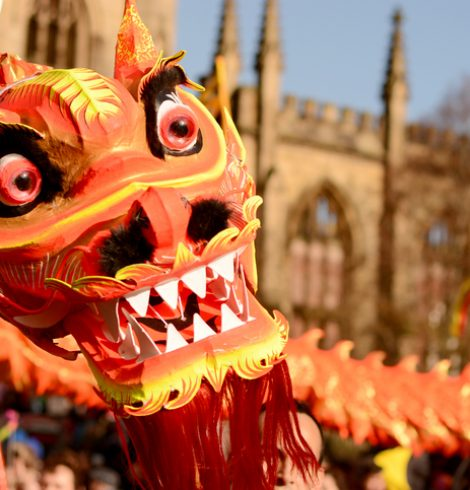 8 weird and wonderful Chinese New Year celebrations